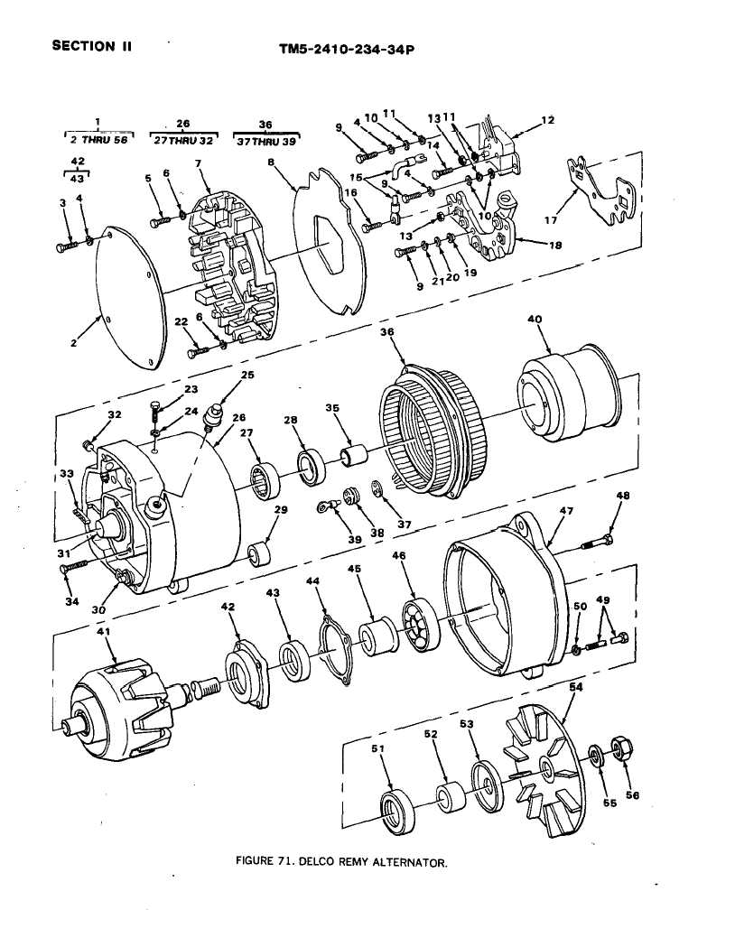 acdelco generator wiring diagram generator building