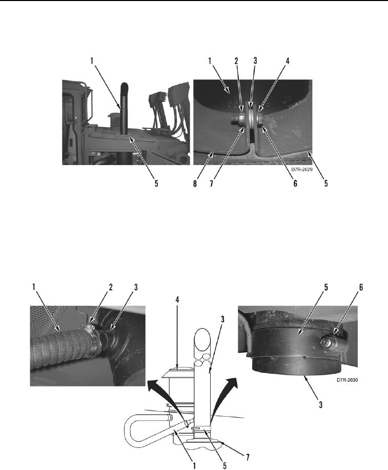Figure 8  Exhaust Pipe Plate